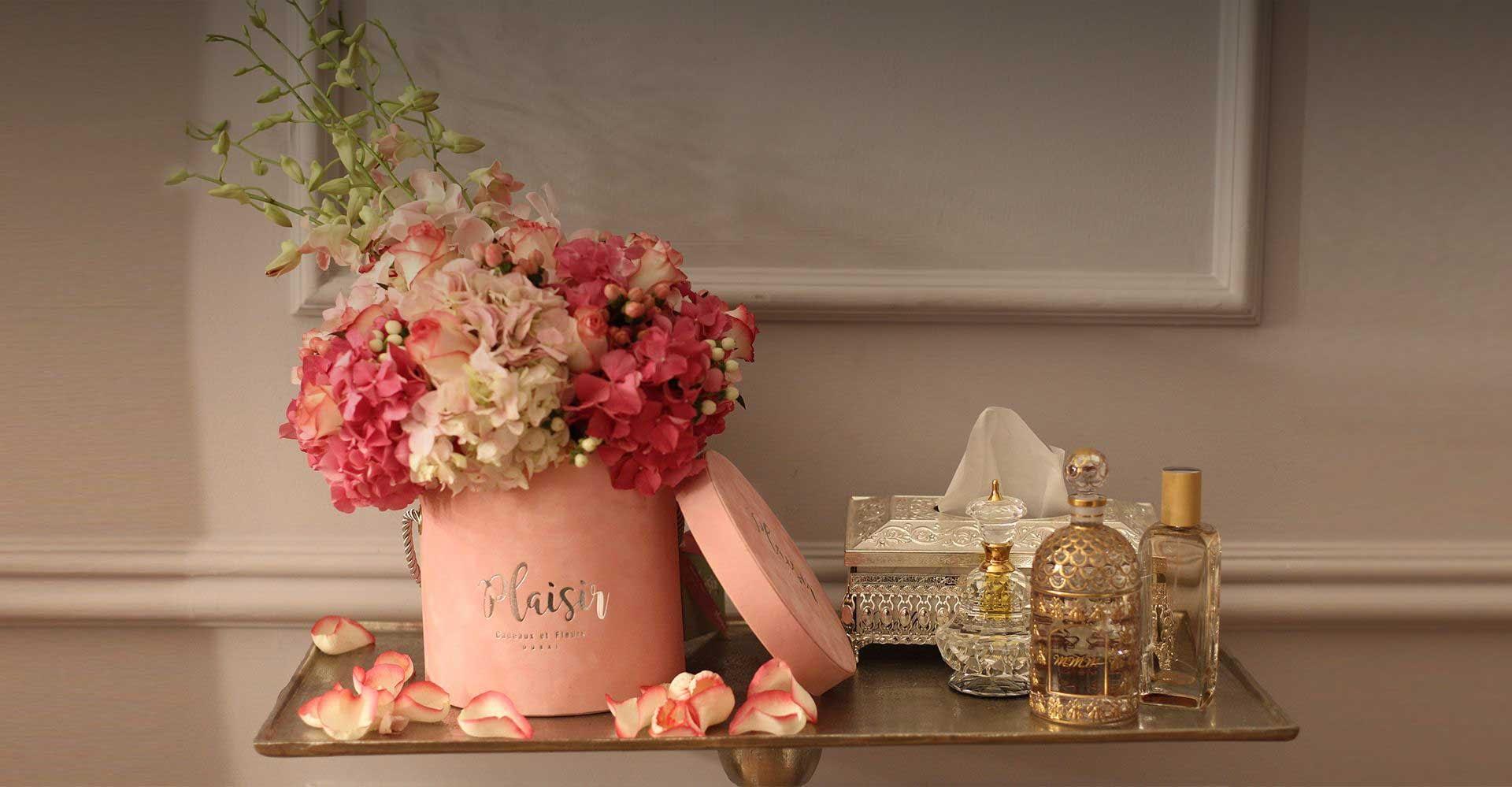 Flowers Bouquet Pink | Plaisir Cadeaux et Fleurs