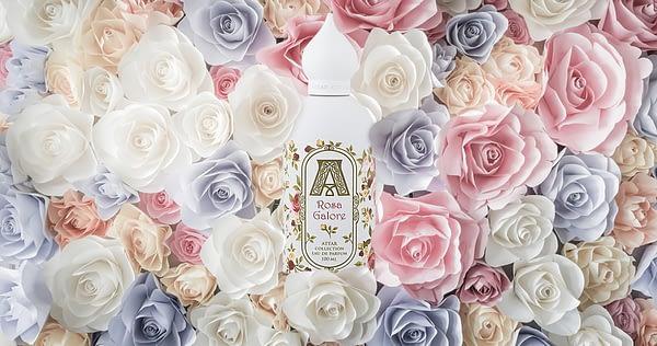 Rosa Galore Perfume
