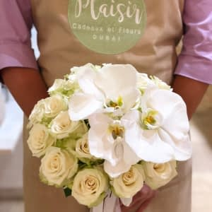 The Traditional Bridal Bouquet