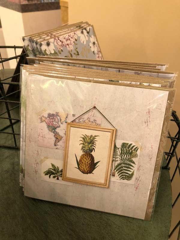 Blank – Pineapple