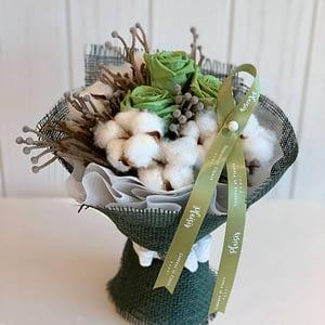 Infinity Bouquet - Green
