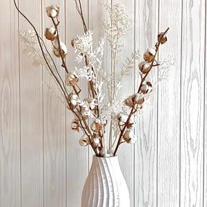 Dry Ice with Vase