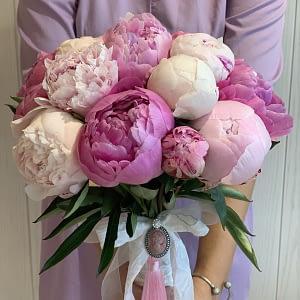 Peonies Love Bridal Bouquet