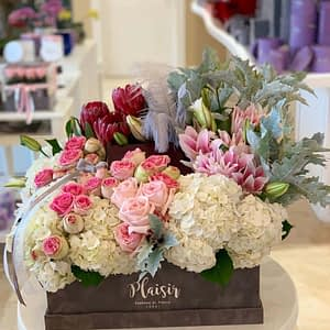 VIP Full Floral with Protea