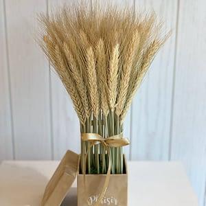 Wheat Vase | Plaisir Cadeaux et Fleurs