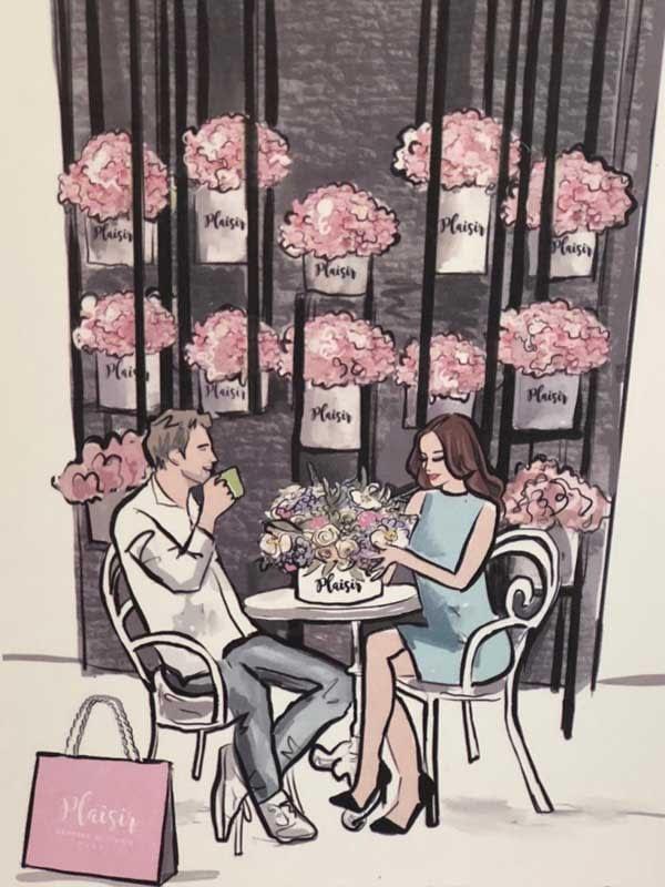Window Valance | Plaisir Cadeaux et Fleurs