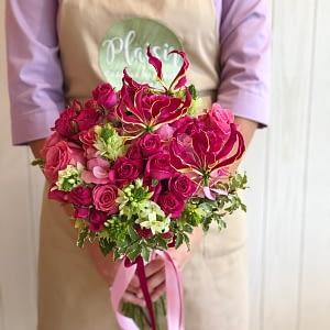 Hot Hot Fantasy Bridal Bouquet