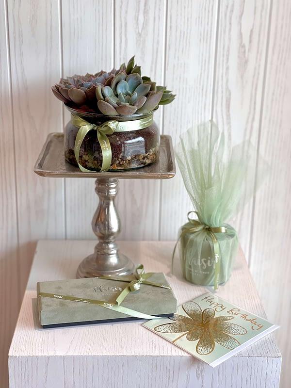 Happy Birthday Olive Giftset